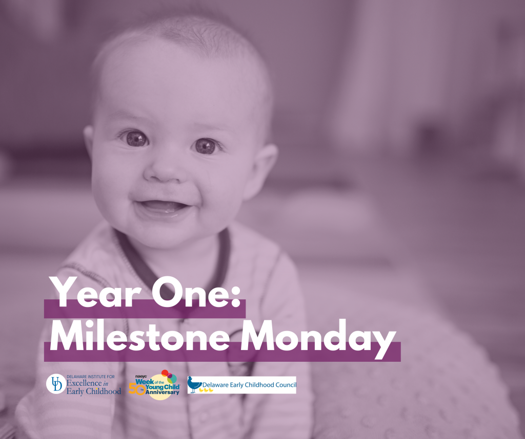 Milestone Monday graphic