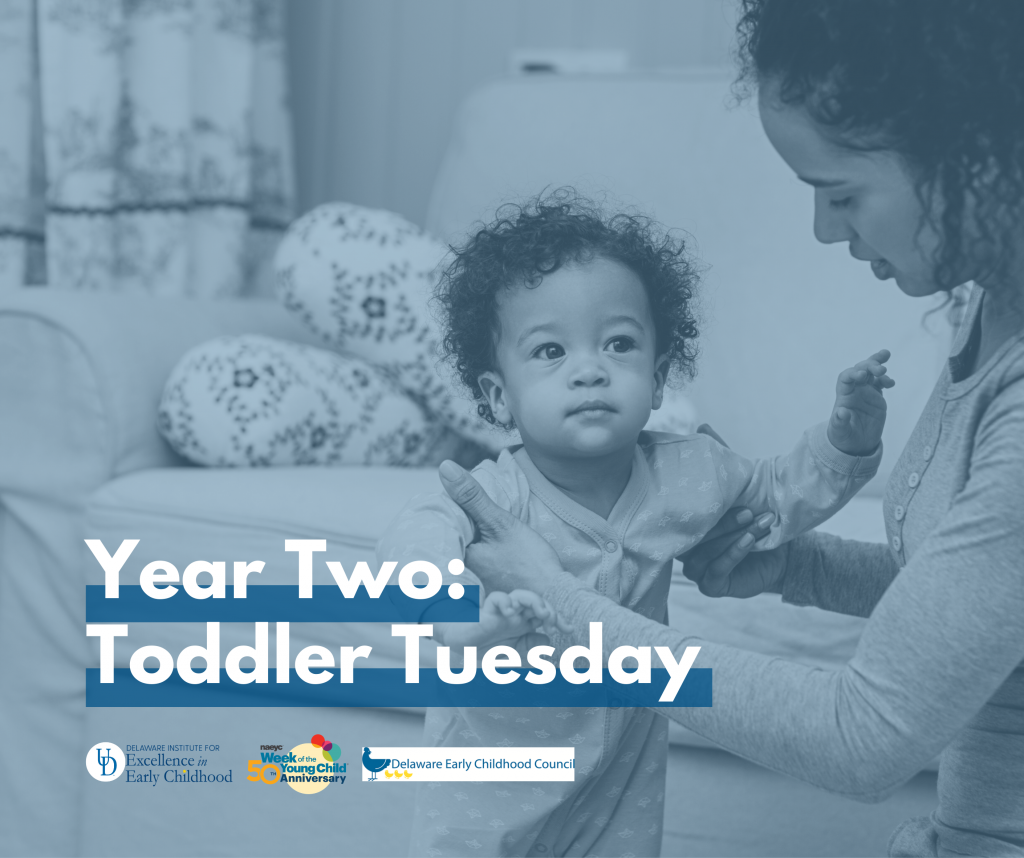 Toddler Tuesday Graphic