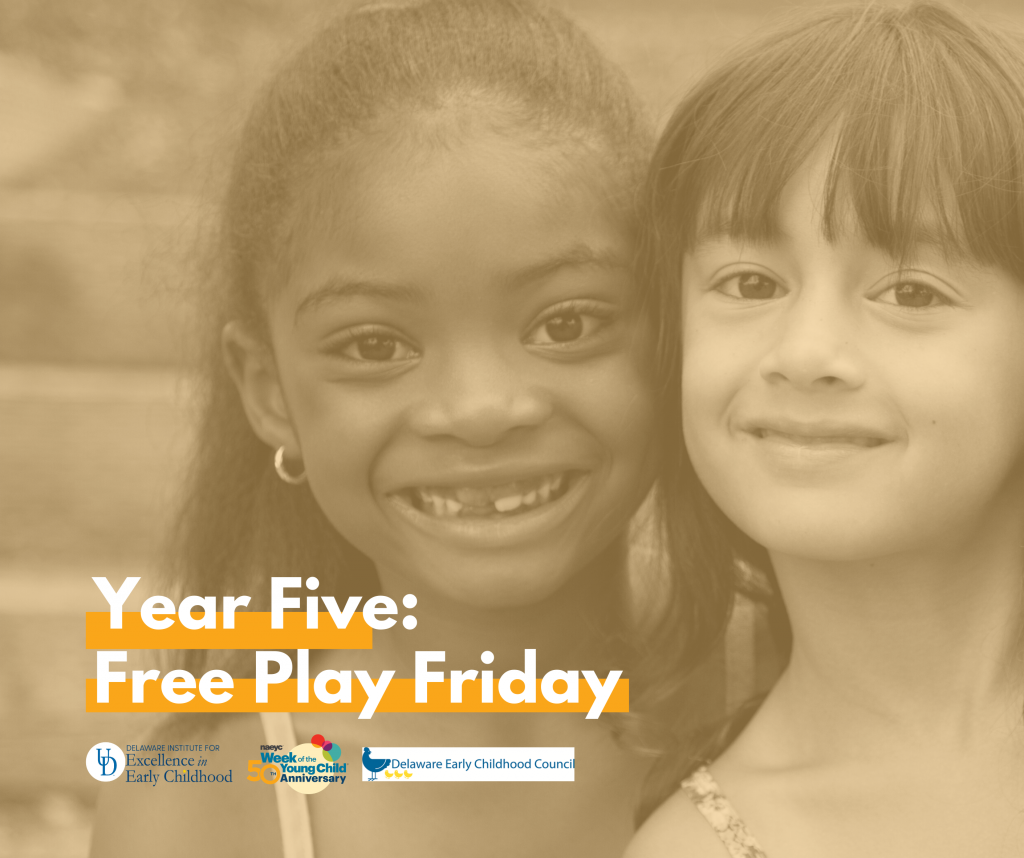 Free play Friday